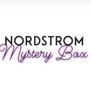 NWT Nordstrom Reseller's Mystery Box
